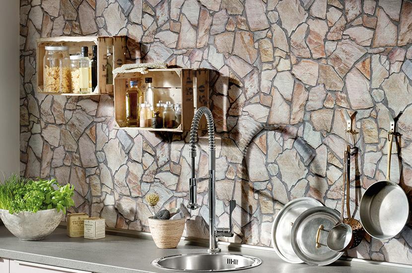 Küche - TapetenHALLE Velbert | Hartboden, Teppich, Tapeten, Farben ...