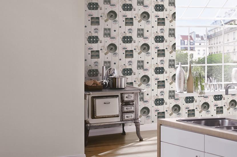 Küche - TapetenHALLE Velbert | Hartboden, Teppich, Tapeten ...